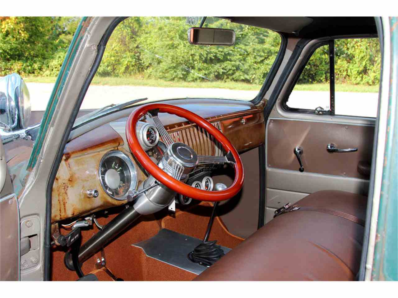 Large Picture of '54 Chevrolet 3100 located in Lenoir City Tennessee - $37,995.00 - J7SE
