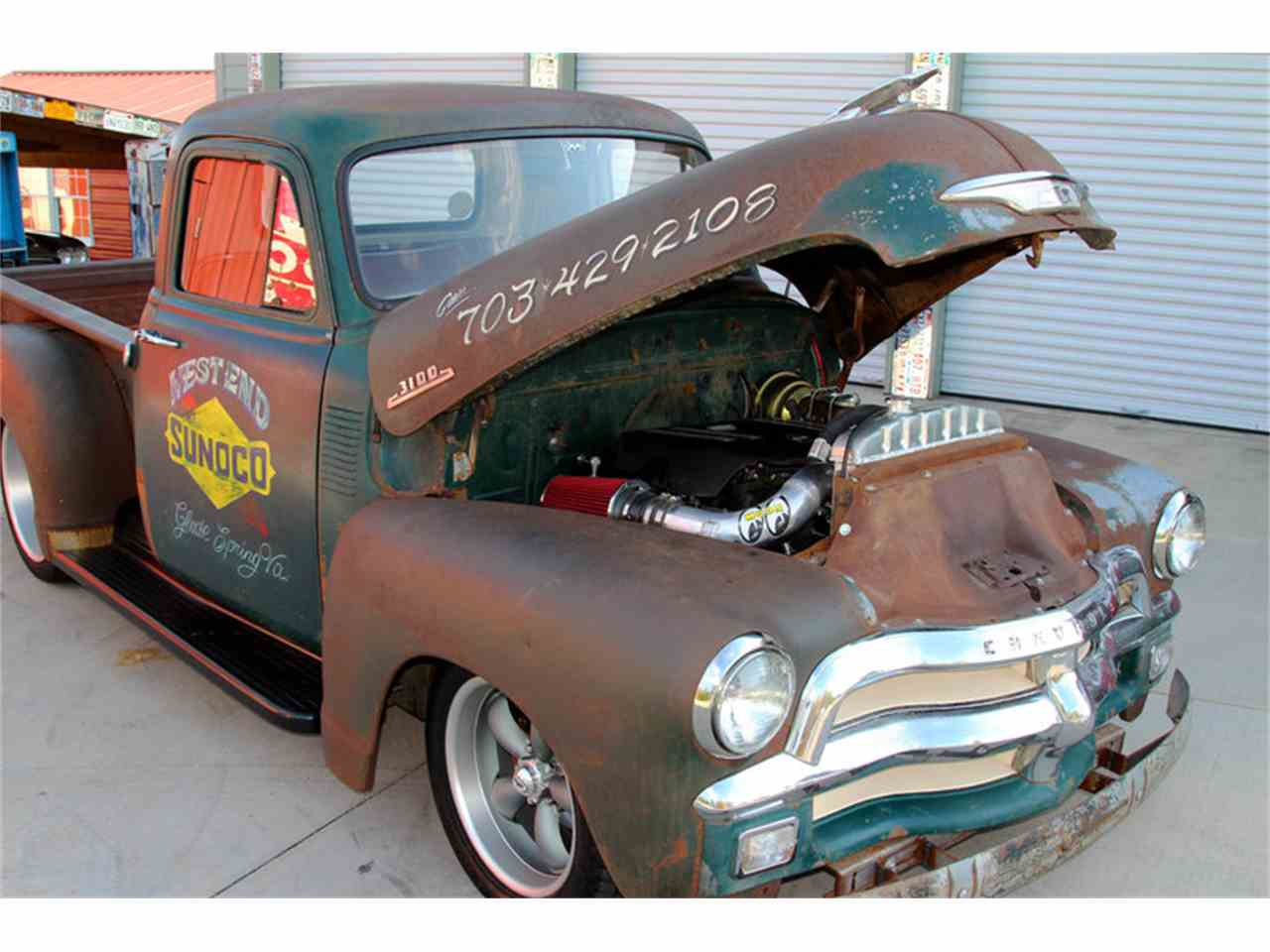 Large Picture of 1954 Chevrolet 3100 - $37,995.00 Offered by Smoky Mountain Traders - J7SE