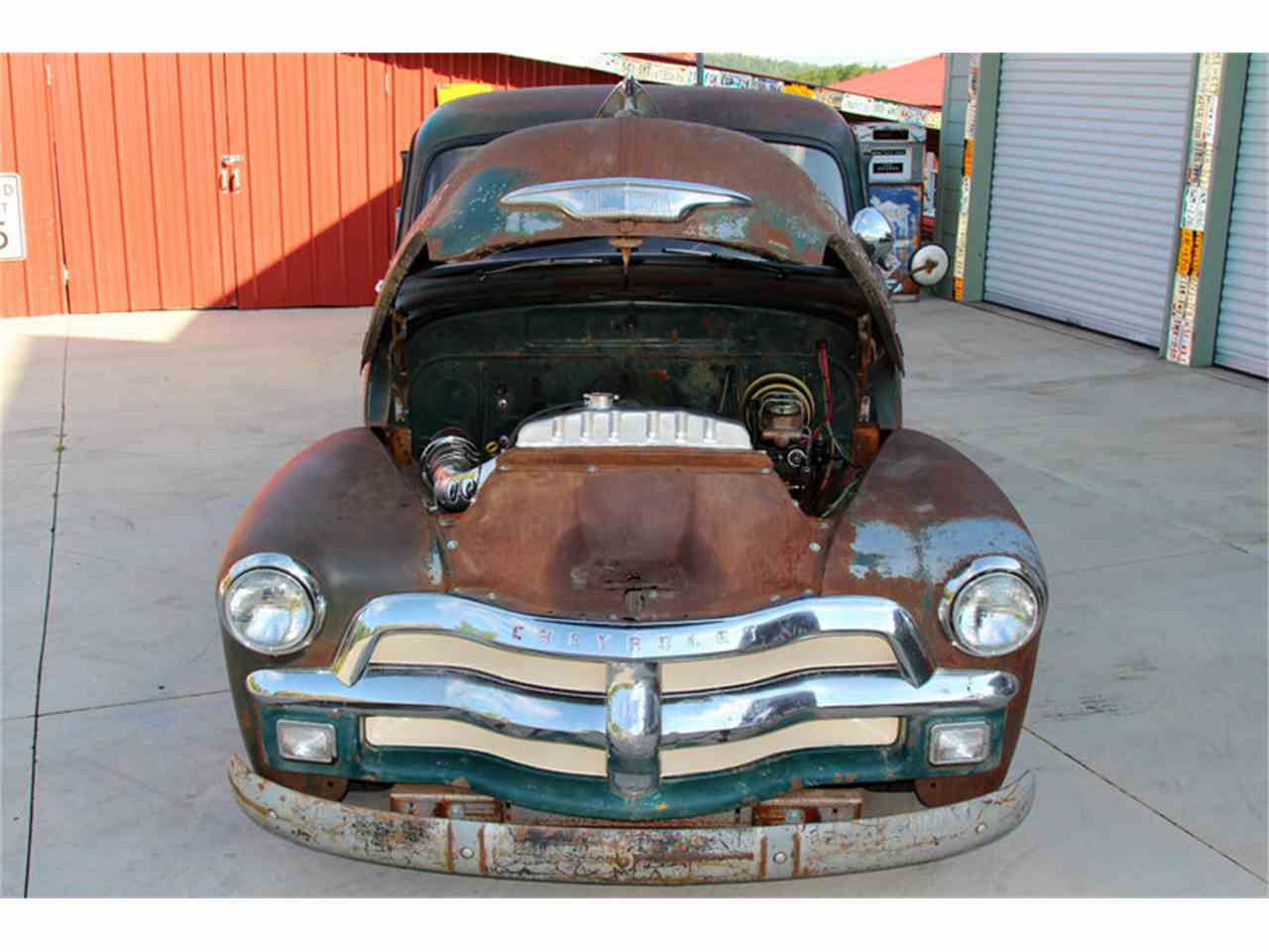 Large Picture of 1954 Chevrolet 3100 located in Lenoir City Tennessee - $37,995.00 Offered by Smoky Mountain Traders - J7SE