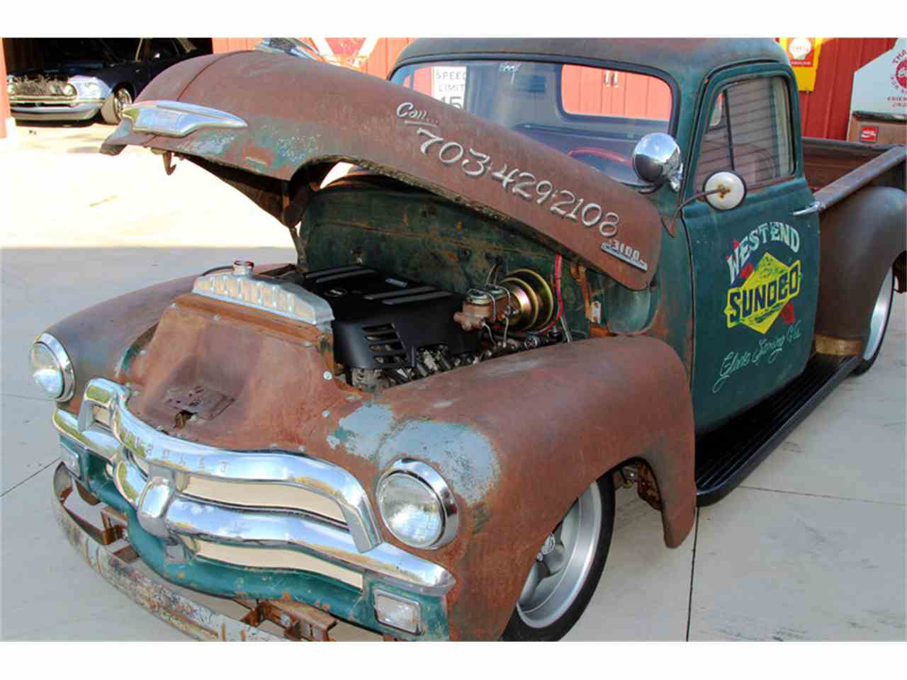 Large Picture of Classic 1954 Chevrolet 3100 - $37,995.00 - J7SE