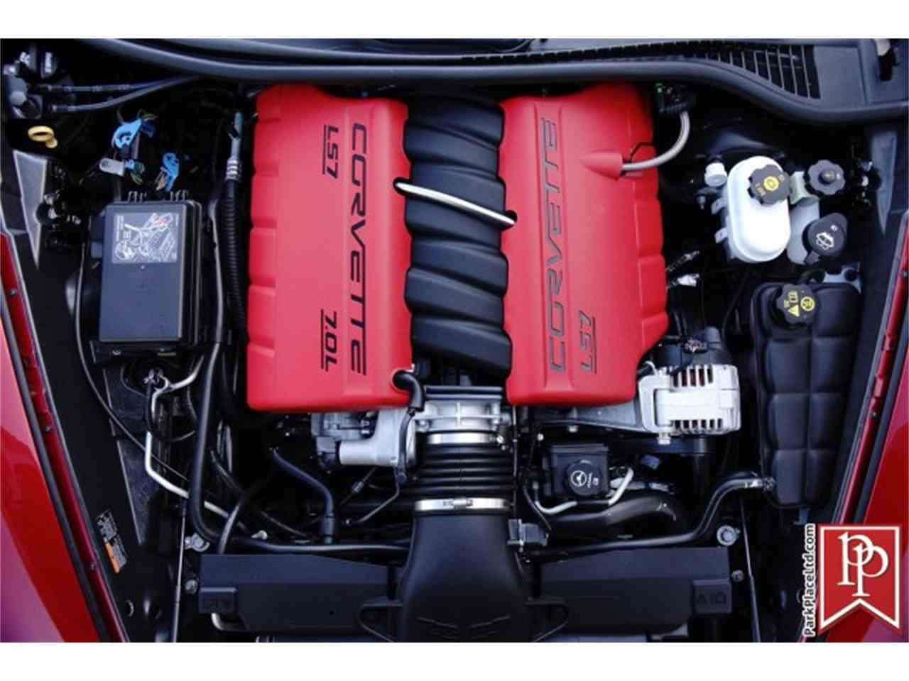 Large Picture of '12 Corvette - J7T9