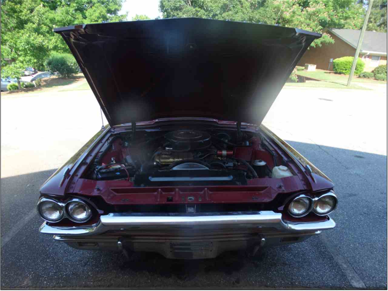 Large Picture of '64 Thunderbird - J7UM