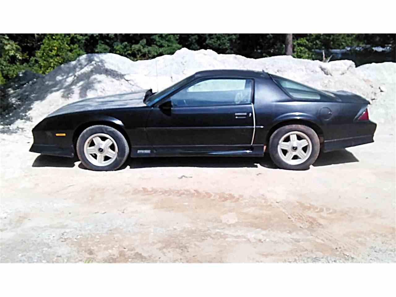 Large Picture of '92 Camaro RS - J7Z0
