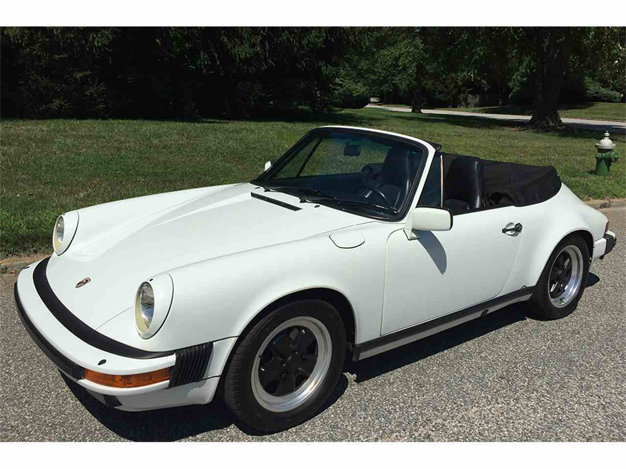 Large Picture of 1985 Porsche 911 located in New York Offered by Aventura Motors - J7Z4