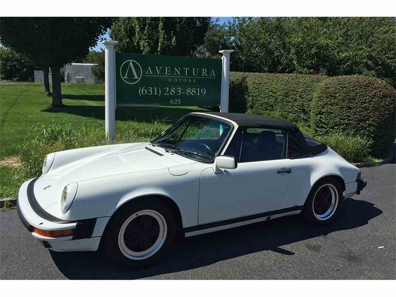 Large Picture of 1985 911 Offered by Aventura Motors - J7Z4