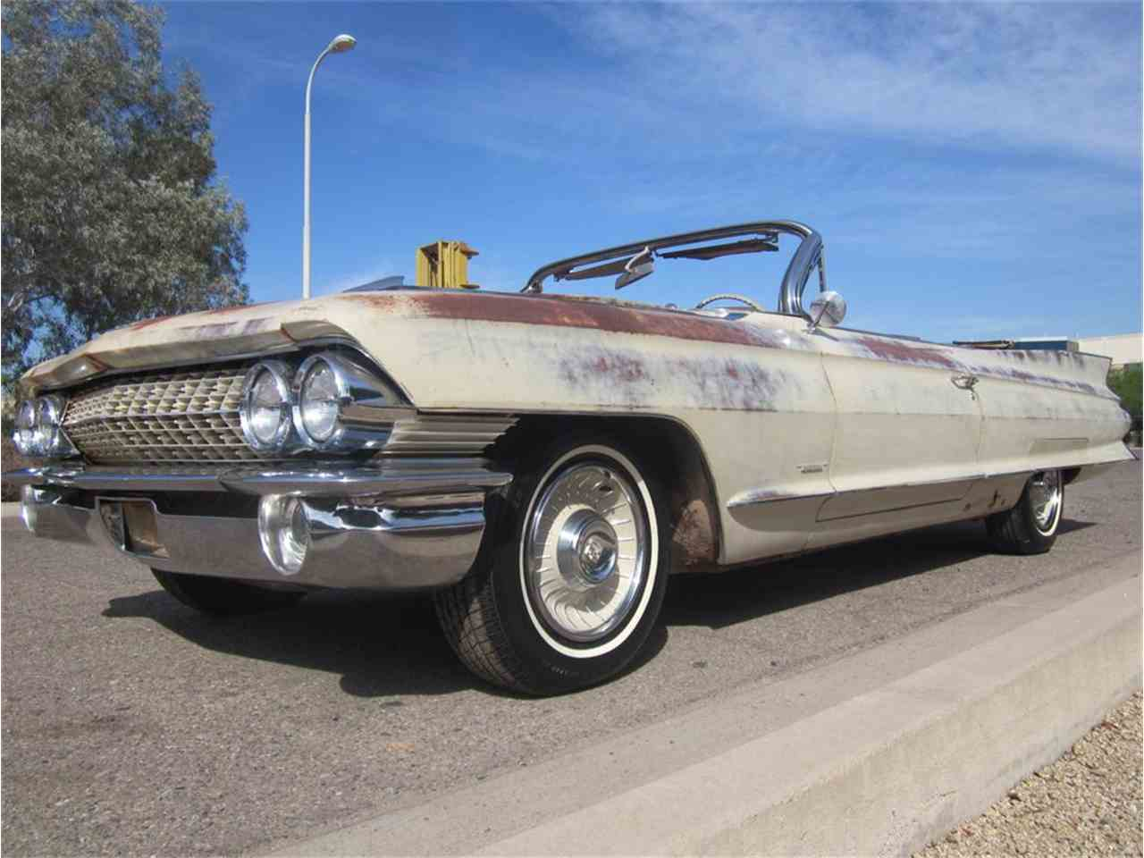 1961 Cadillac Convertible for Sale   ClicCars.com   CC-896883