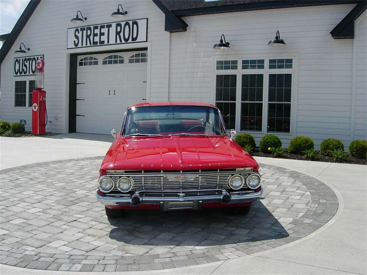 Large Picture of '61 Bel Air - J81N