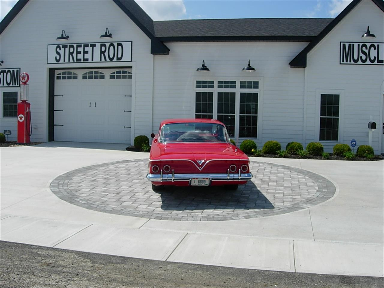 Large Picture of Classic '61 Bel Air located in Newark Ohio - $67,500.00 - J81N