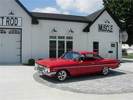 Picture of Classic '61 Chevrolet Bel Air Offered by JJ Rods, LLC - J81N