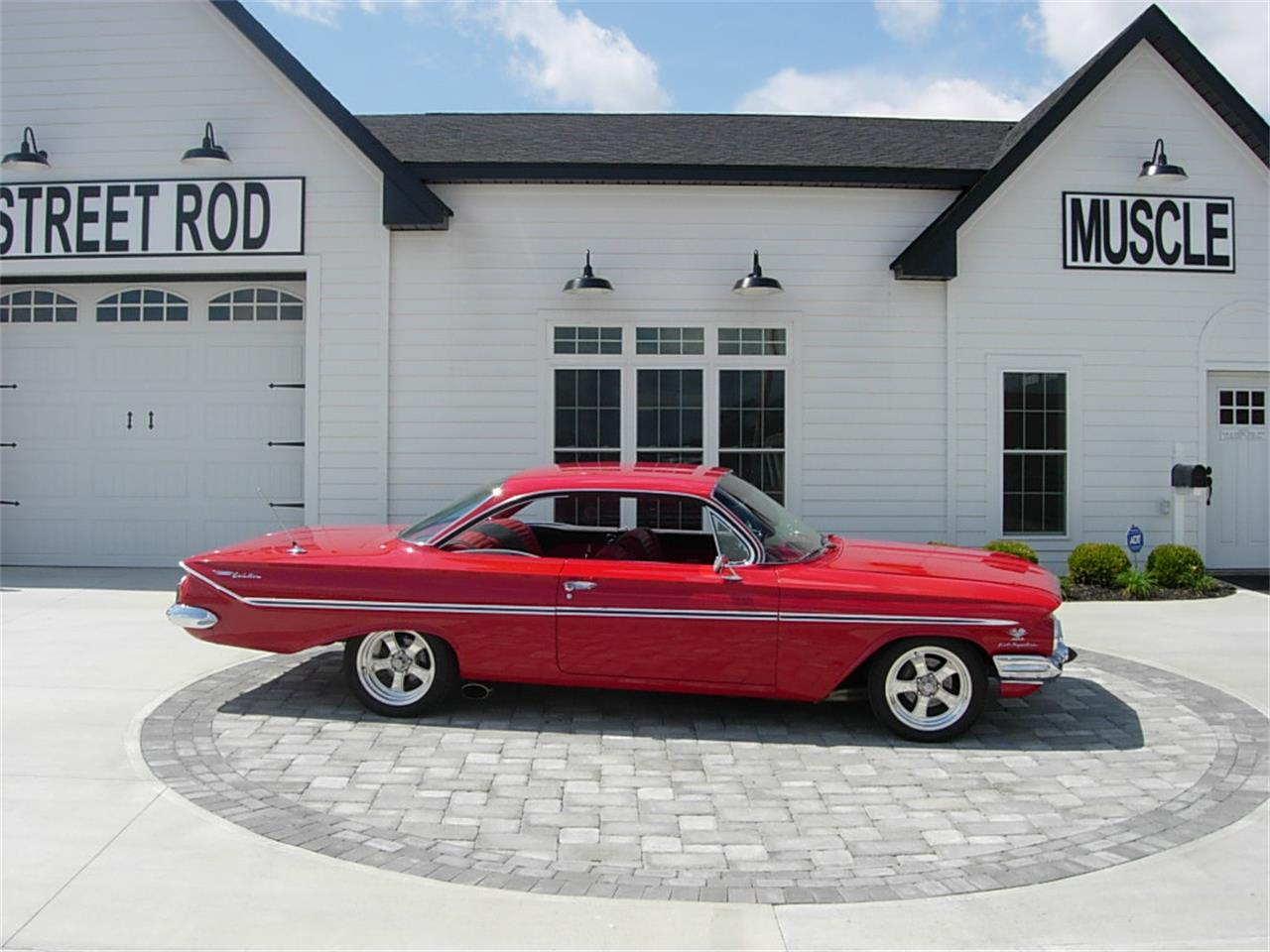 Large Picture of Classic 1961 Bel Air - $67,500.00 Offered by JJ Rods, LLC - J81N