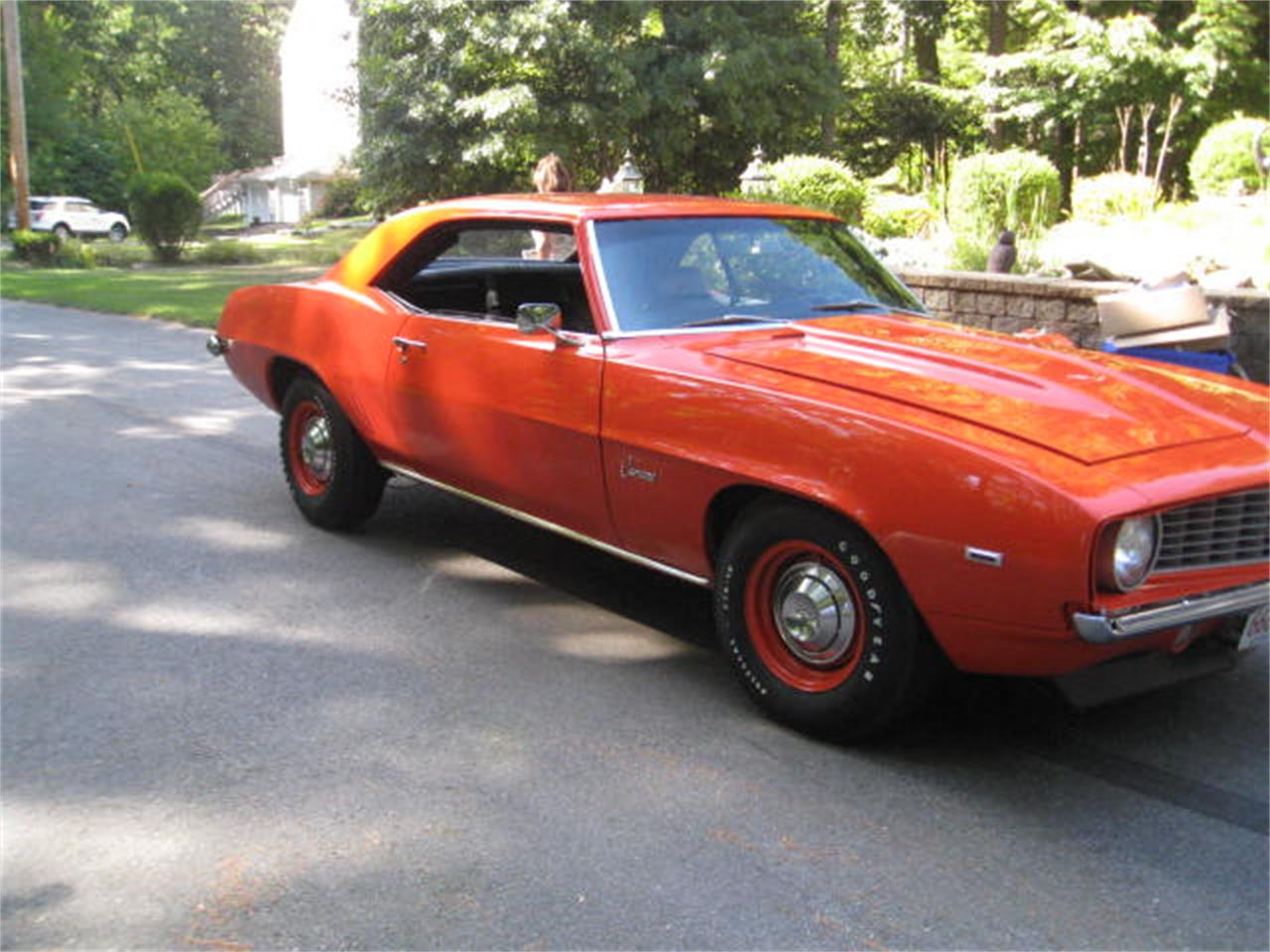 Large Picture of '69 Camaro - J81R