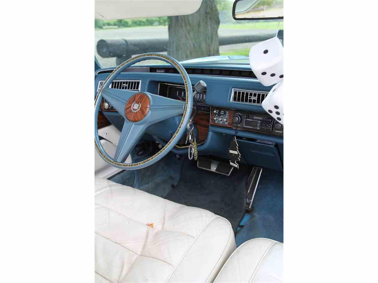 Large Picture of '76 Eldorado - J81V