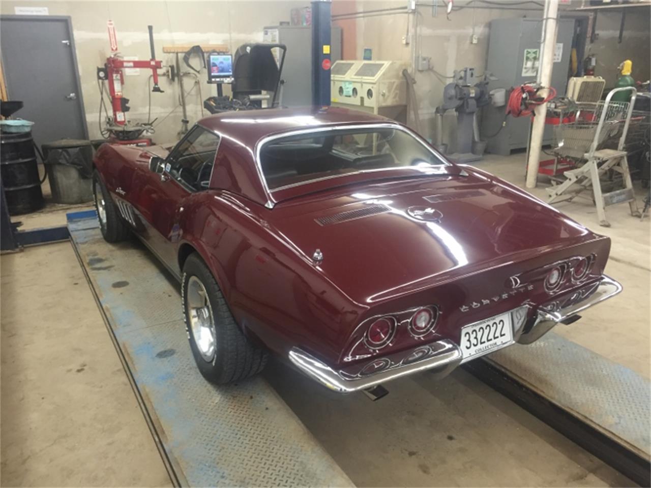 Large Picture of '69 Corvette - J826