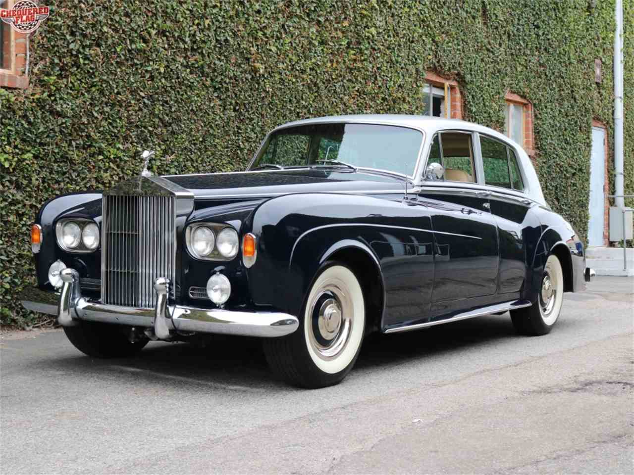Large Picture of '64 Silver Cloud - J83S