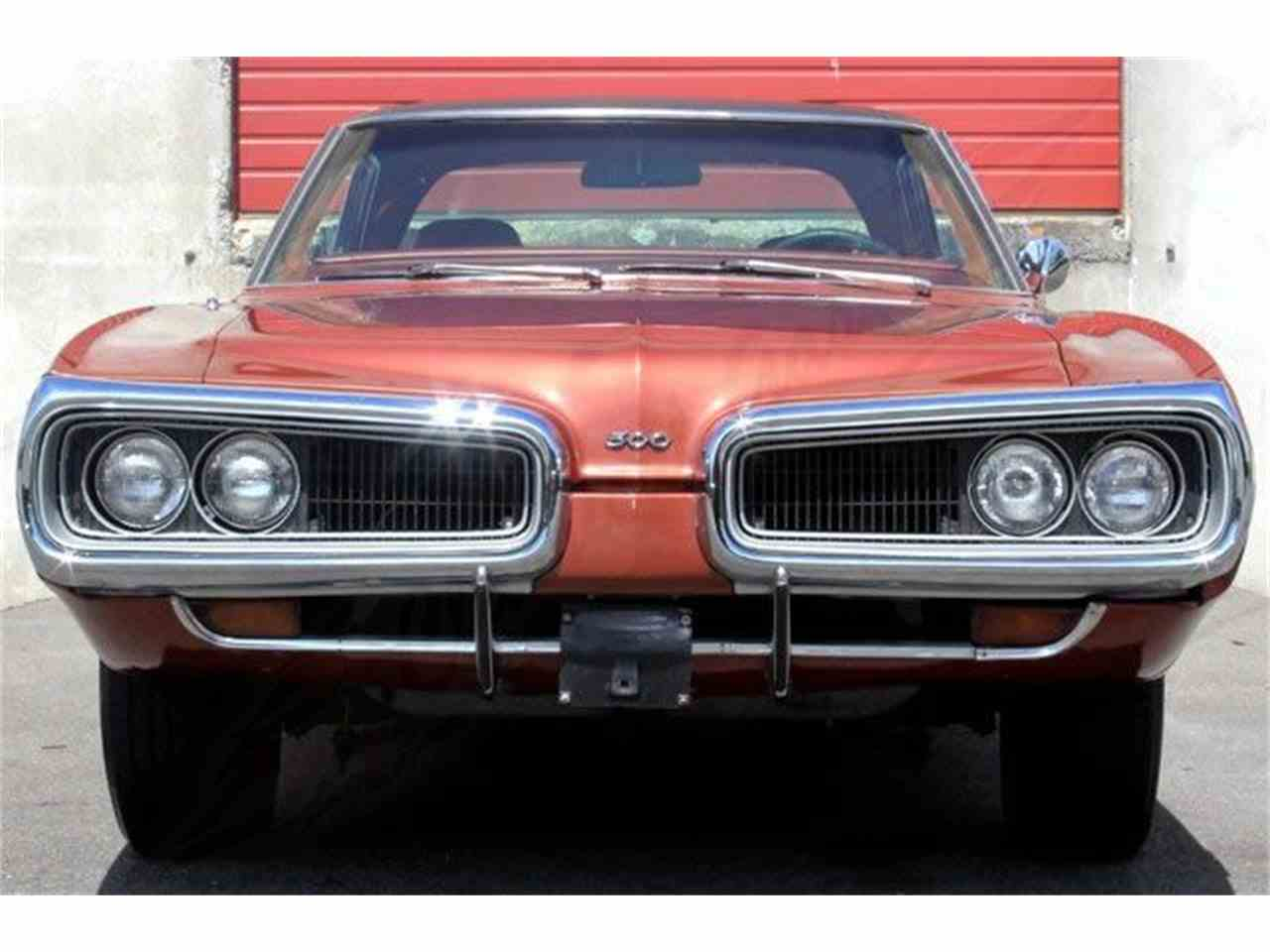 Large Picture of '70 Coronet - J840