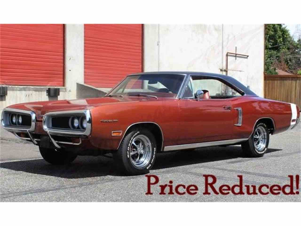 1970 Dodge Coronet for Sale | ClicCars.com | CC-896976