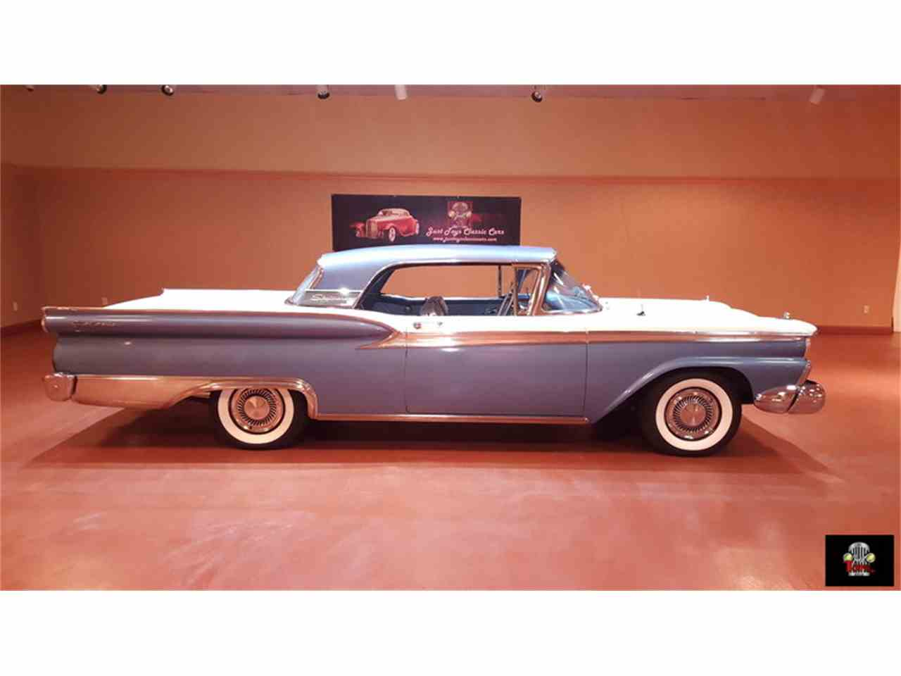 1959 Ford Fairlane Galaxy / Skyliner for Sale | ClassicCars.com | CC ...