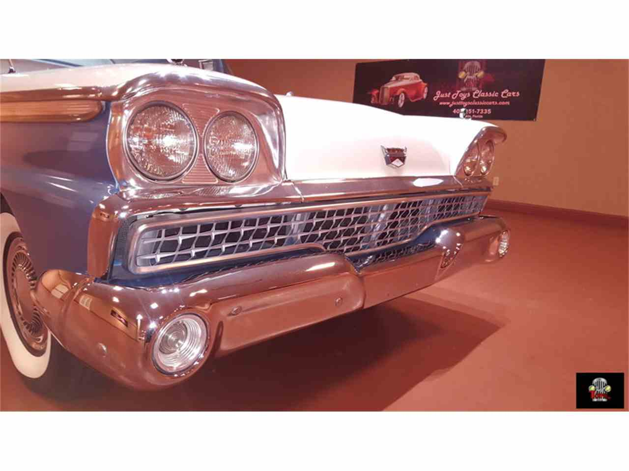 1959 Ford Fairlane Galaxy / Skyliner for Sale   ClassicCars.com   CC ...