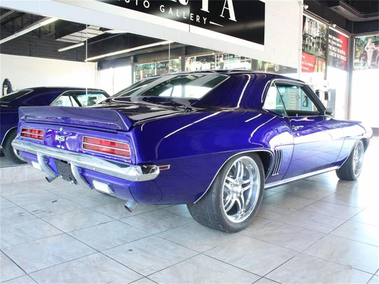 Large Picture of '69 Camaro - J874