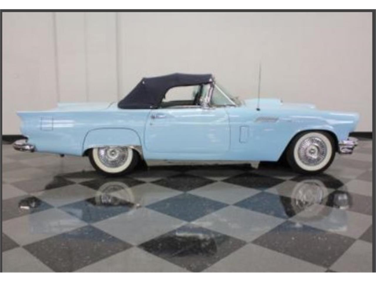 Large Picture of 1957 Thunderbird located in Palisade Colorado - $42,995.00 - J87T