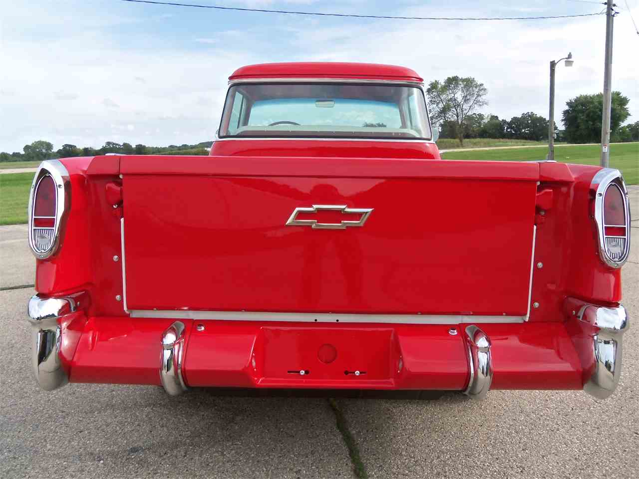 Large Picture of '56 3100 Cameo Pickup - J87V