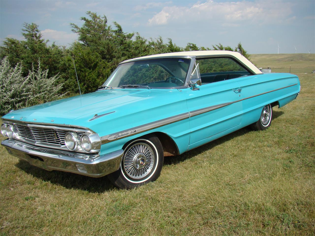 Large Picture of '64 Galaxie 500 - J87X