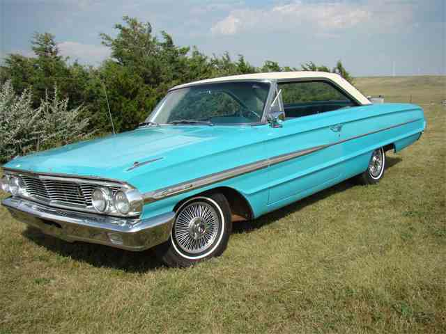 1964 ford galaxie for sale on. Black Bedroom Furniture Sets. Home Design Ideas
