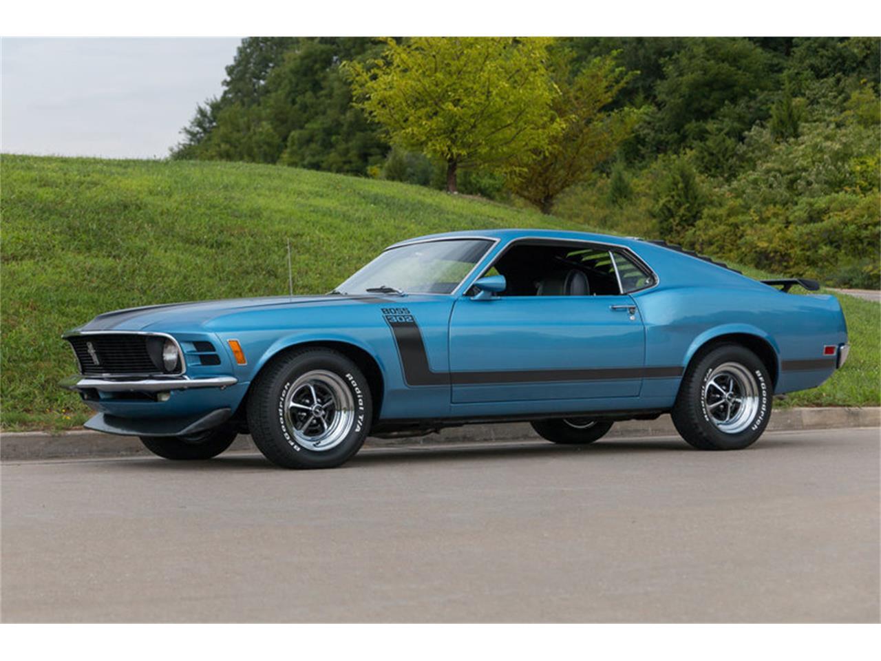 Large Picture of '70 Mustang - J8AV