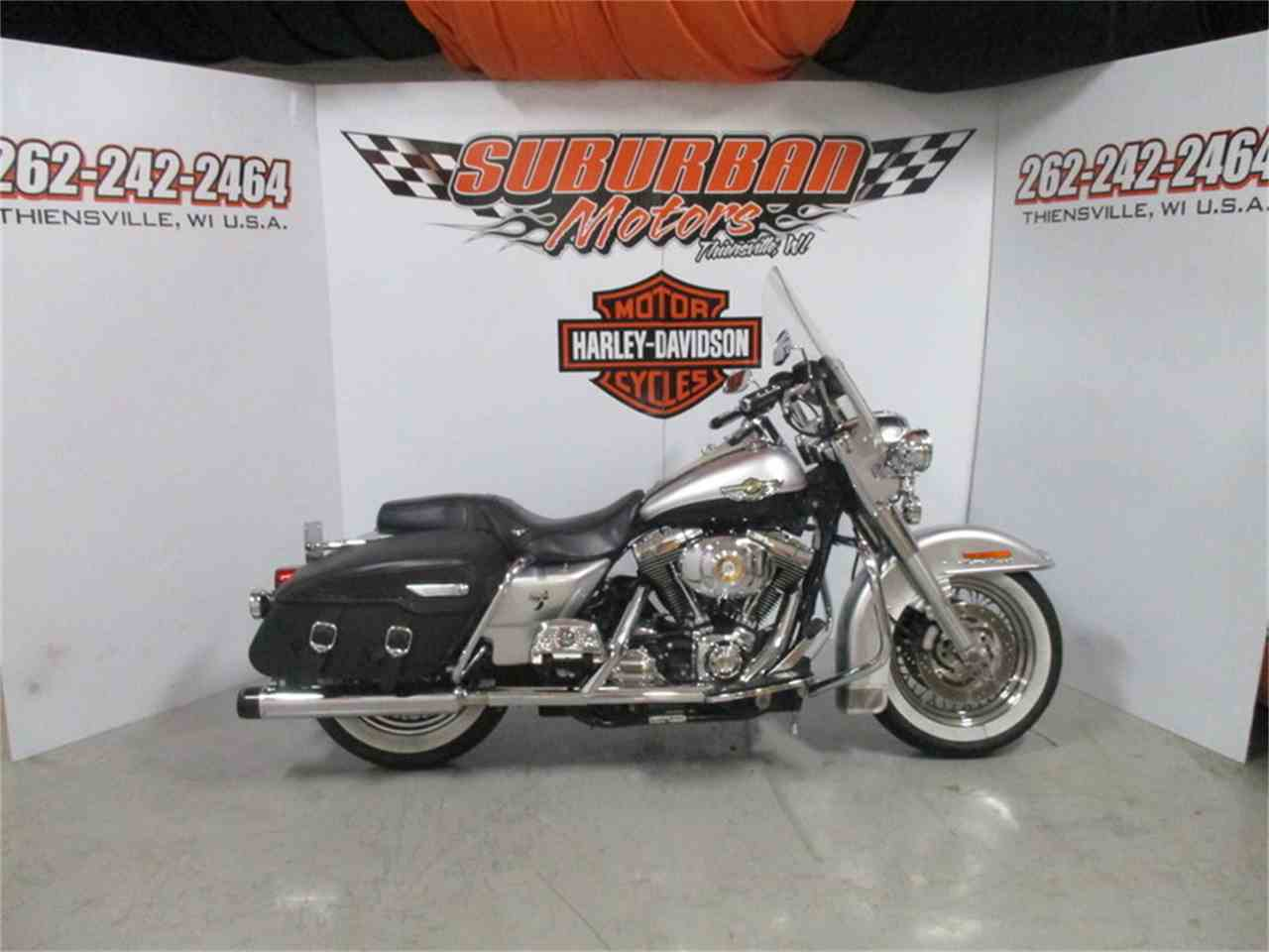 Large Picture of 2003 Harley-Davidson® FLHRC - Road King® Classic located in Wisconsin - $7,734.00 - J8B5