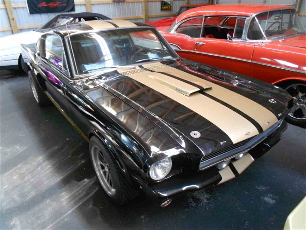 Large Picture of '66 Mustang - J8BQ