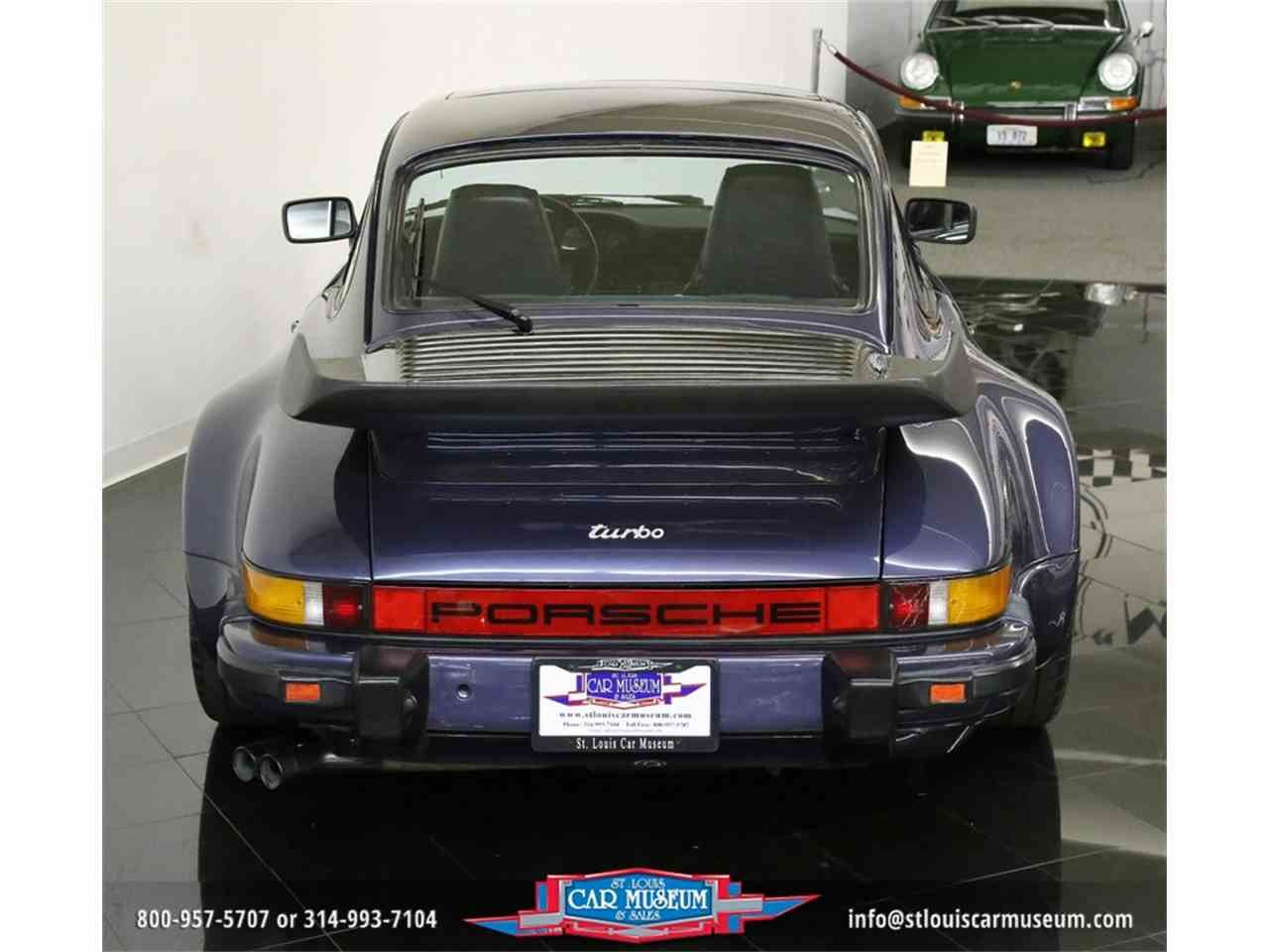 Large Picture of '85 911 Turbo (930) Coupe - J8EC