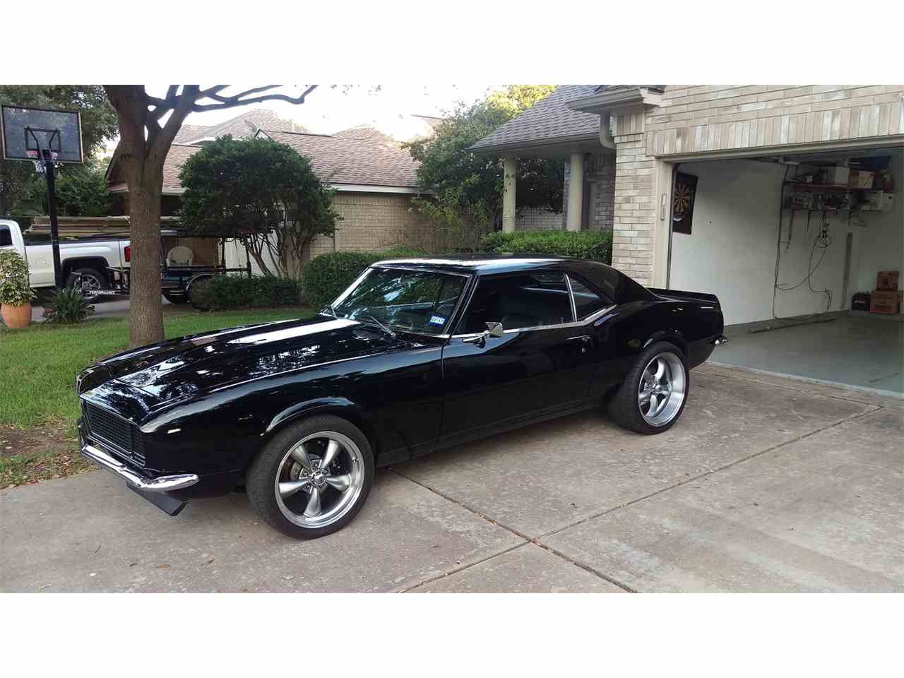 Large Picture of Classic 1968 Chevrolet Camaro RS located in Cedar Park Texas - J8FA