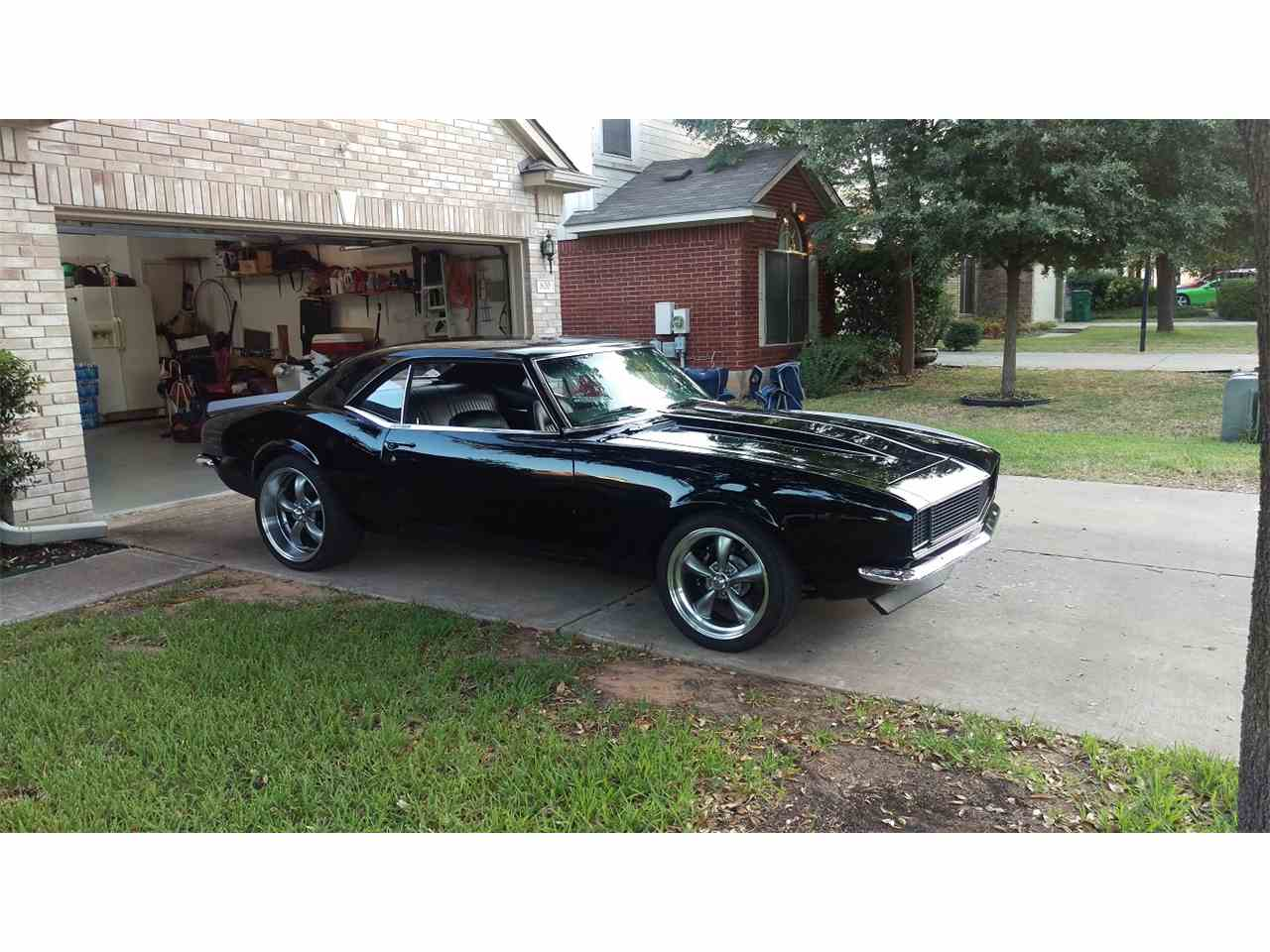 Large Picture of Classic '68 Camaro RS located in Cedar Park Texas Offered by a Private Seller - J8FA