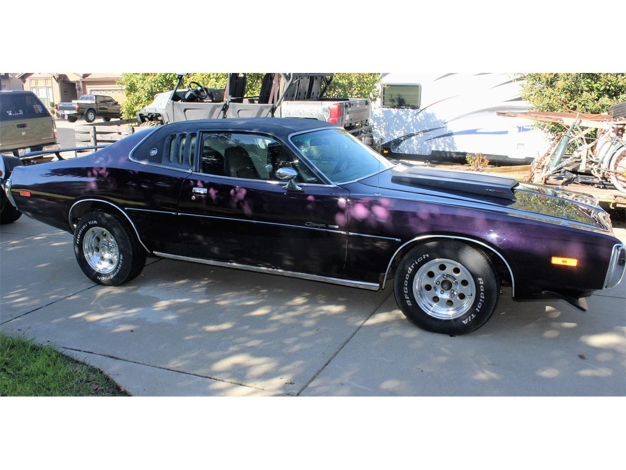 Large Picture of 1974 Dodge Charger located in Auburn California - $13,500.00 - J8HA
