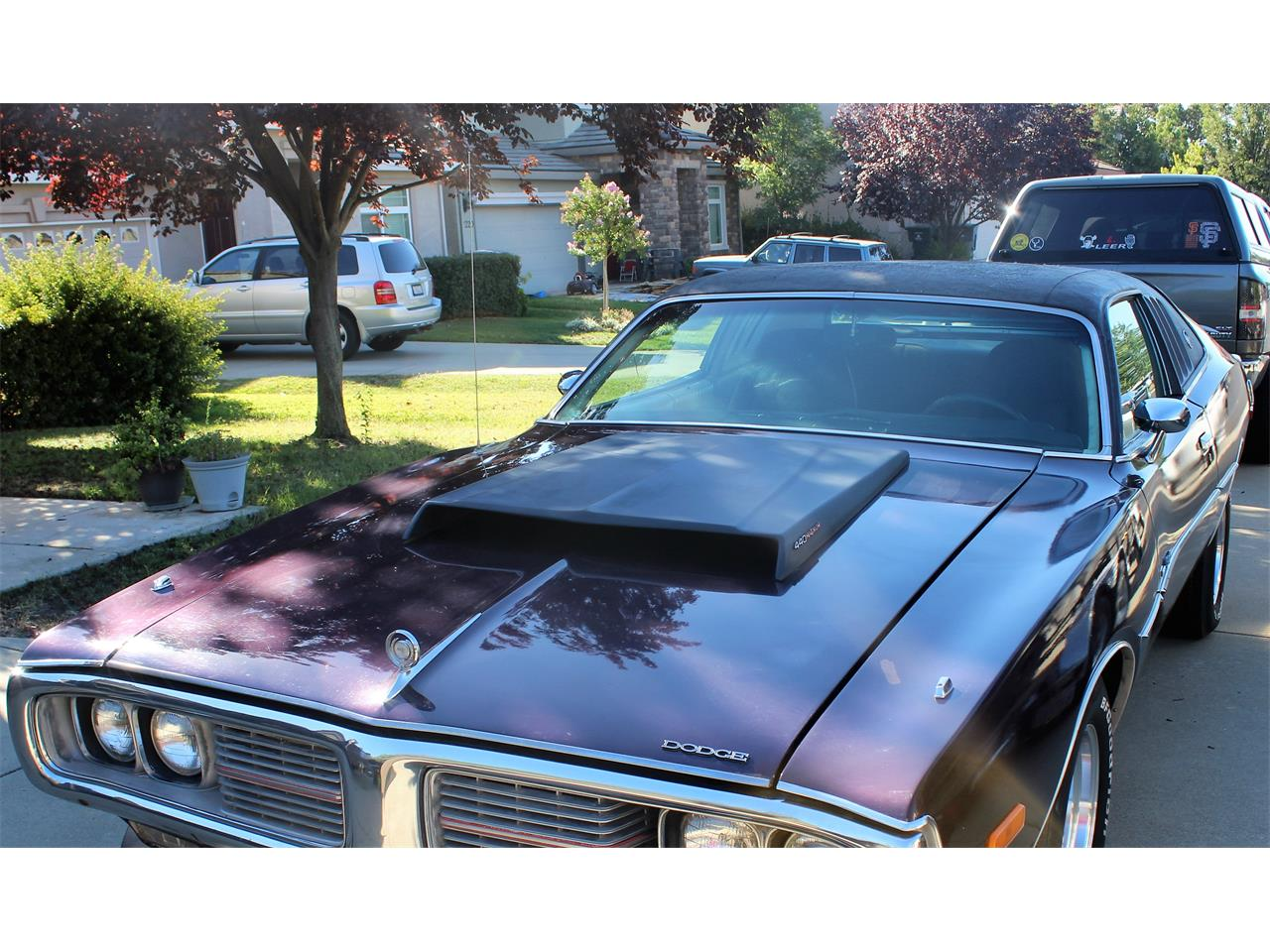 Large Picture of '74 Charger located in California Offered by a Private Seller - J8HA