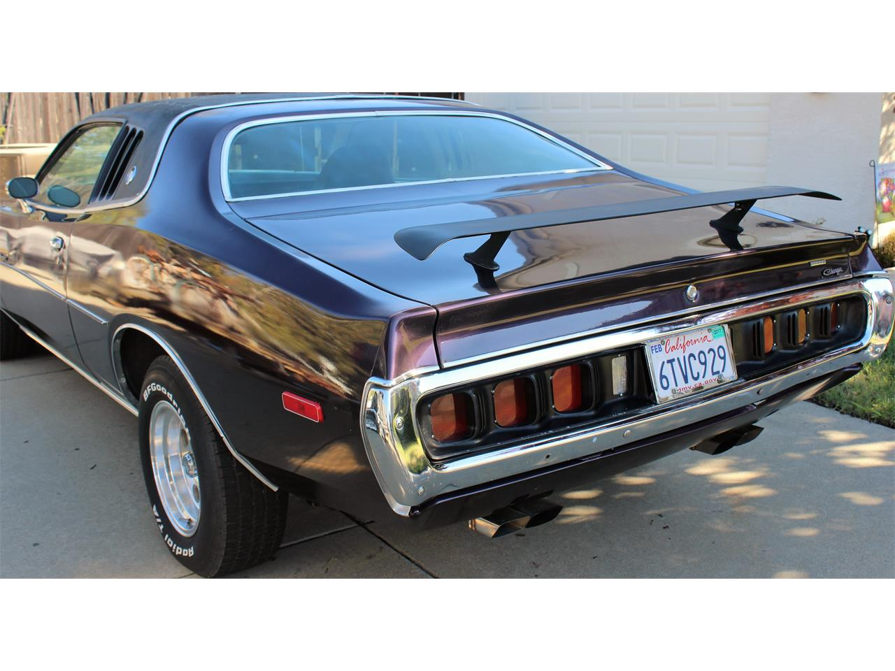 Large Picture of 1974 Charger located in Auburn California Offered by a Private Seller - J8HA