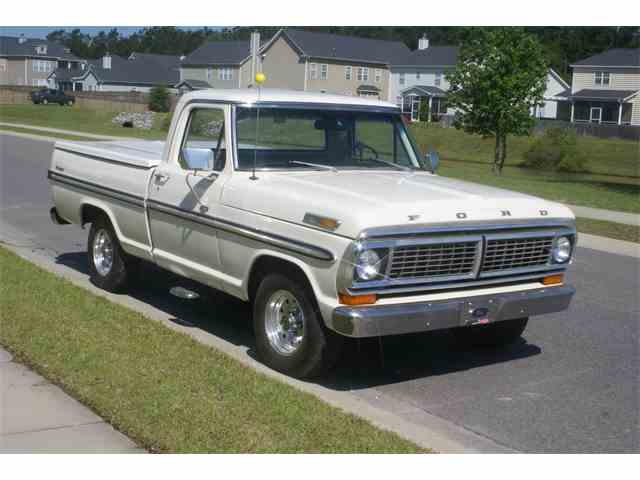 Picture of '70 Ford Pickup located in Summerville South Carolina - $20,000.00 Offered by a Private Seller - J8HJ