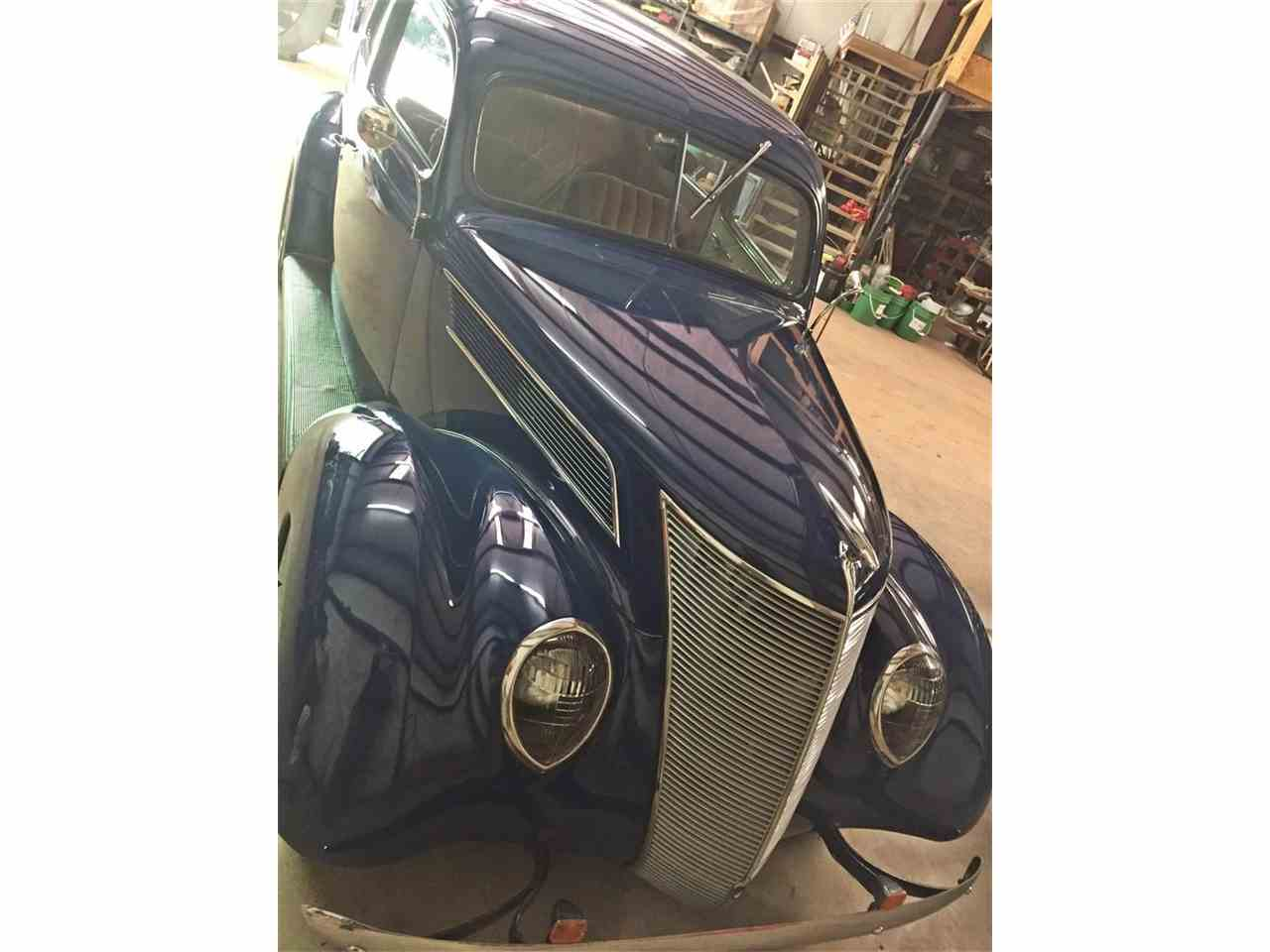 Large Picture of '37 Ford Slantback Street rod located in Georgia - $30,950.00 - J8HL
