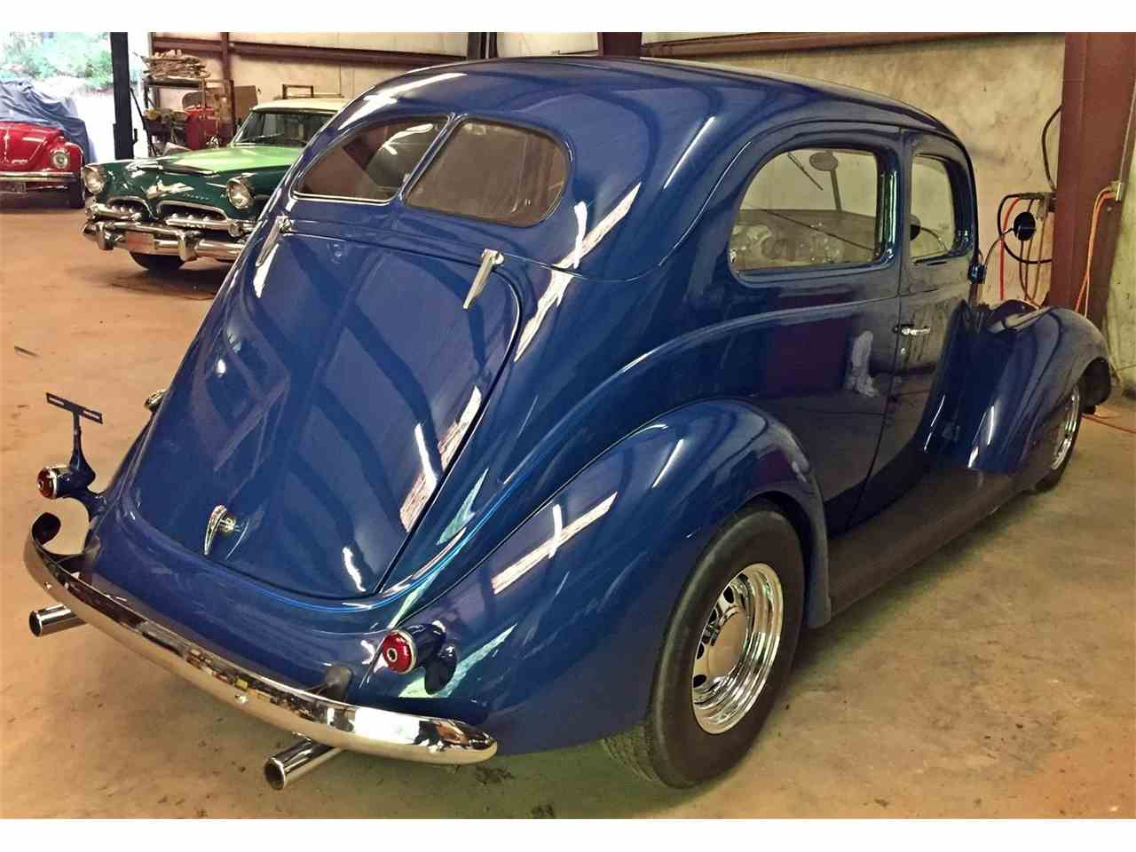 Large Picture of Classic '37 Ford Slantback Street rod located in Alpharetta Georgia Offered by Muscle Car Jr - J8HL
