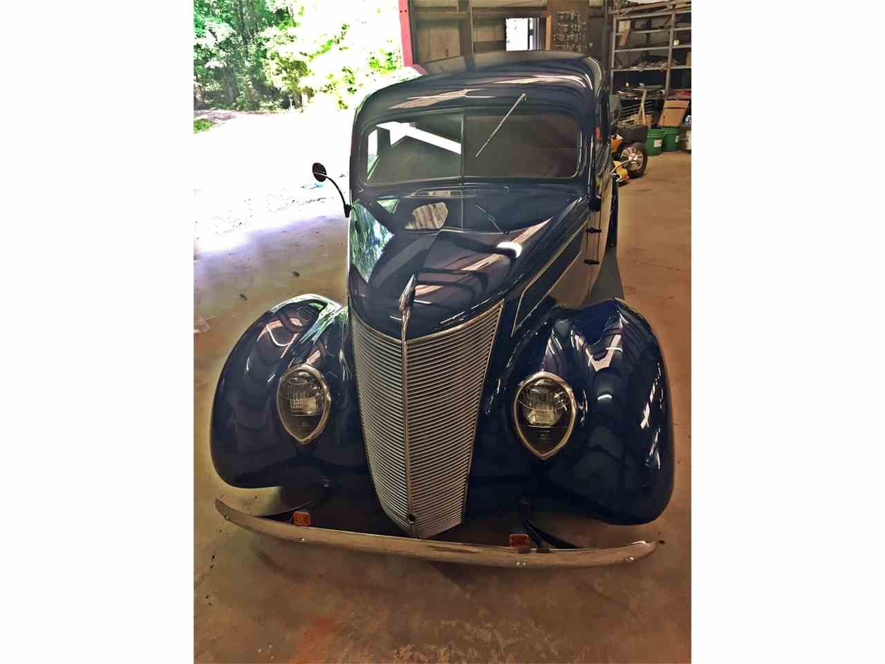 Large Picture of Classic '37 Slantback Street rod - $30,950.00 Offered by Muscle Car Jr - J8HL