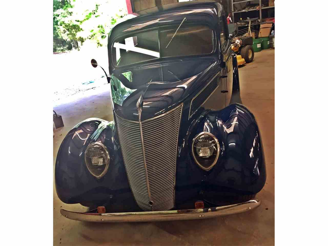 Large Picture of Classic '37 Ford Slantback Street rod Offered by Muscle Car Jr - J8HL