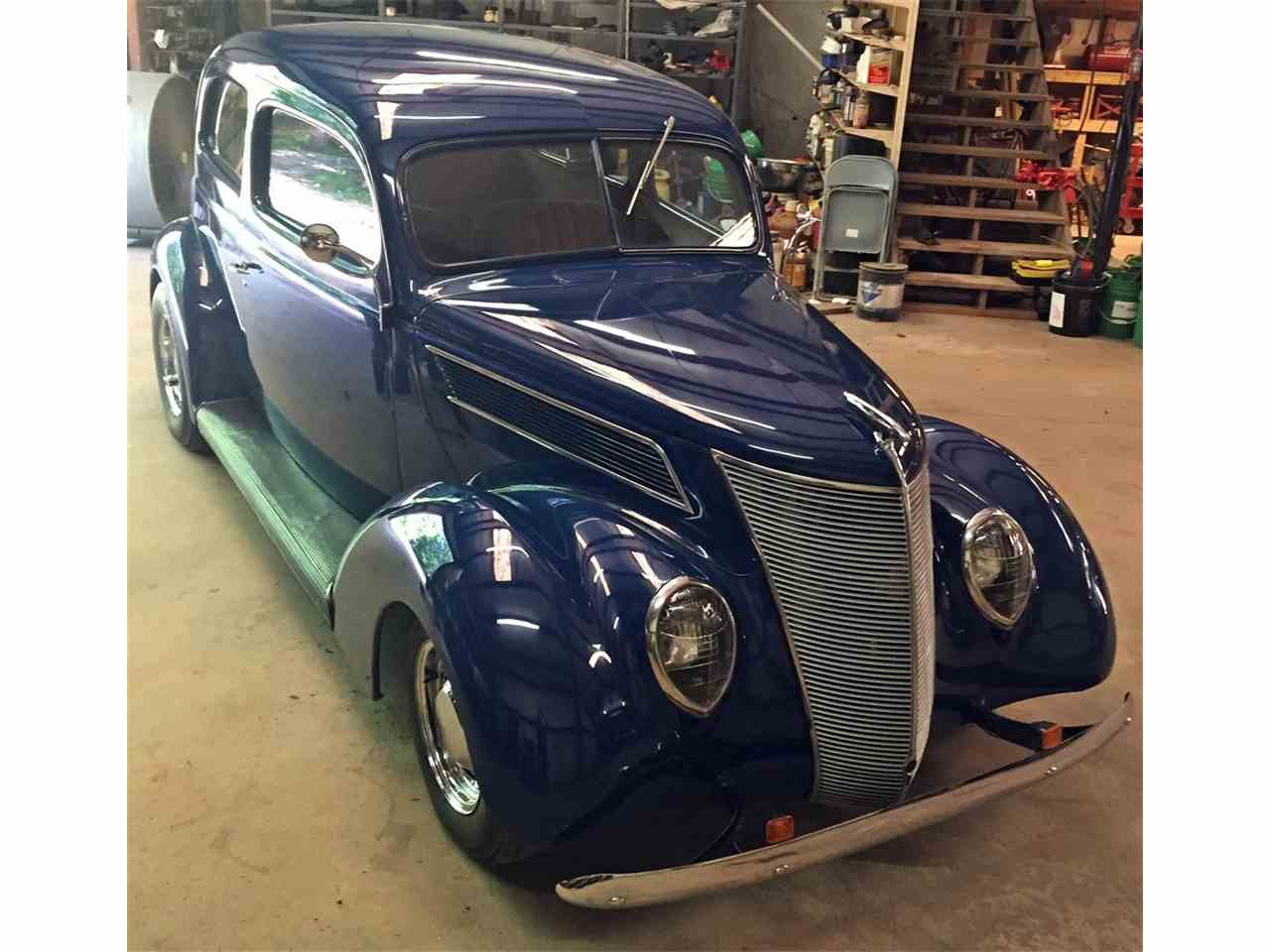 Large Picture of 1937 Ford Slantback Street rod located in Georgia Offered by Muscle Car Jr - J8HL