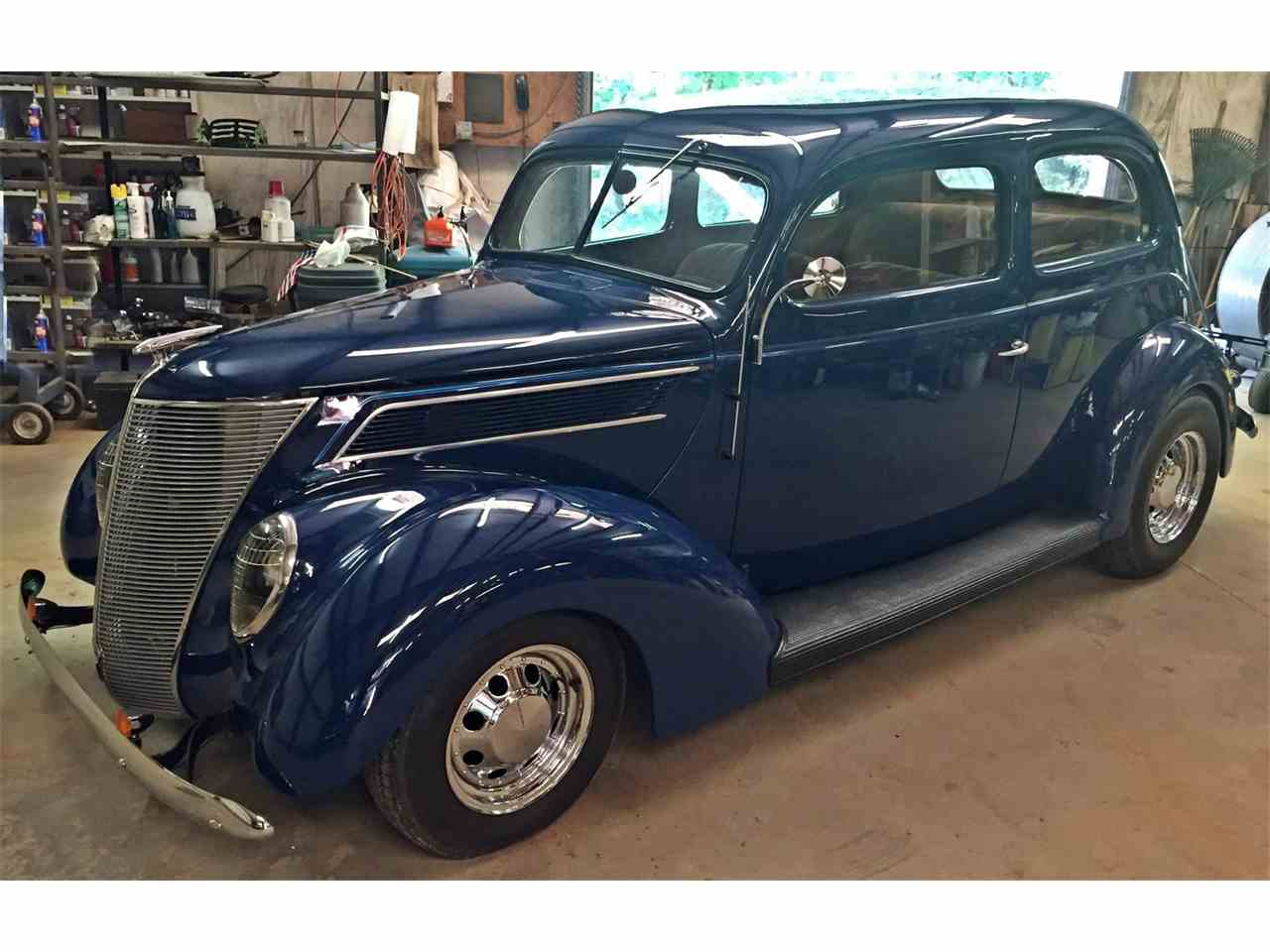 Large Picture of 1937 Ford Slantback Street rod located in Georgia - J8HL