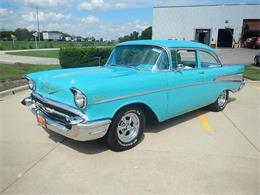 Picture of '57 Chevrolet Bel Air located in Burr Ridge Illinois Offered by Corvette Mike Midwest - J8J4