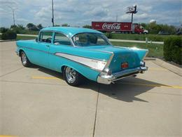 Picture of Classic '57 Chevrolet Bel Air Offered by Corvette Mike Midwest - J8J4