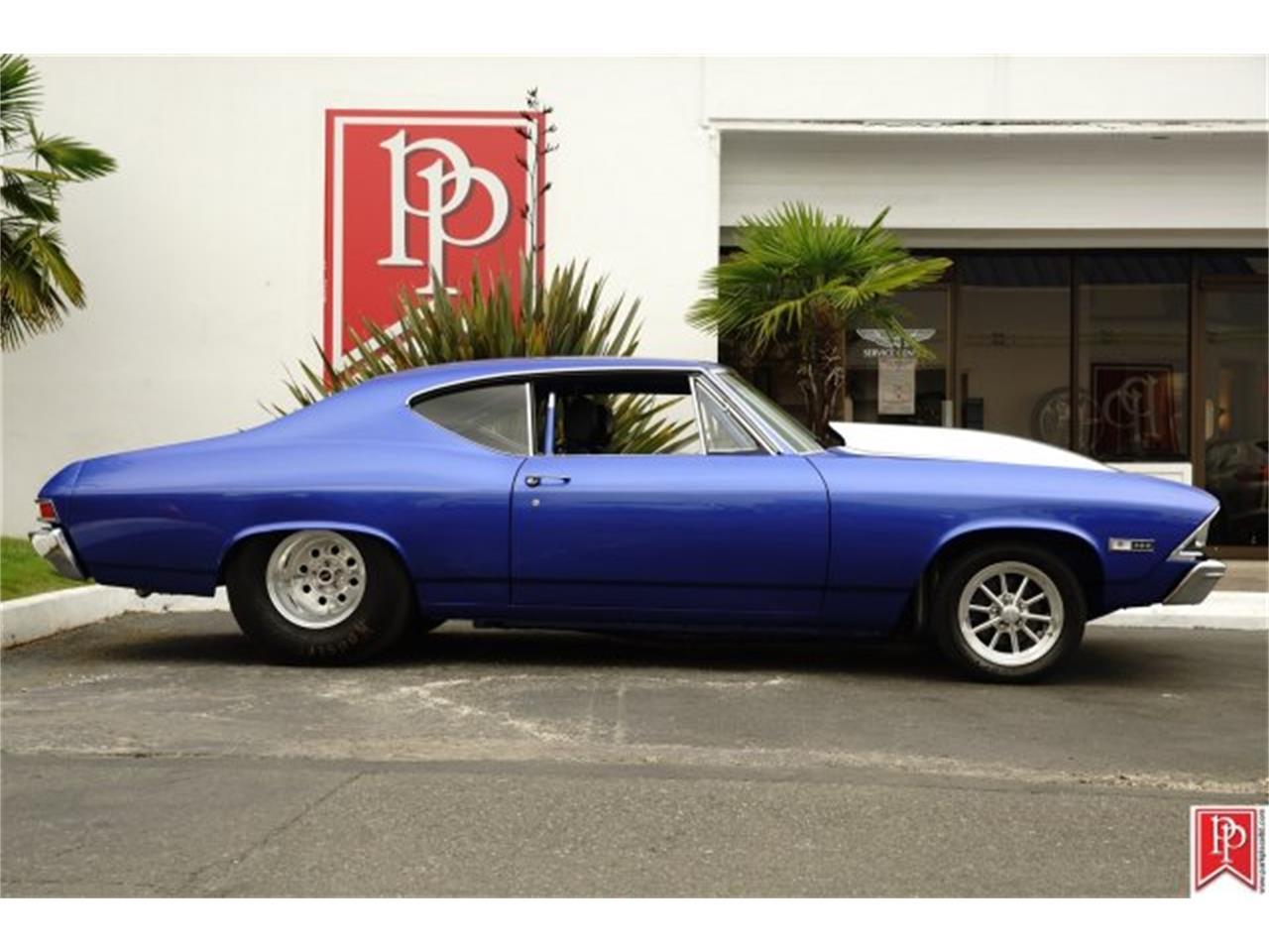1968 Chevrolet Pro Street Chevelle For Sale Classiccars Com Cc
