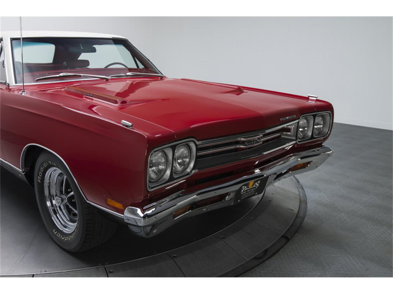 Large Picture of Classic 1969 Plymouth GTX - $59,900.00 Offered by RK Motors Charlotte - J8KN
