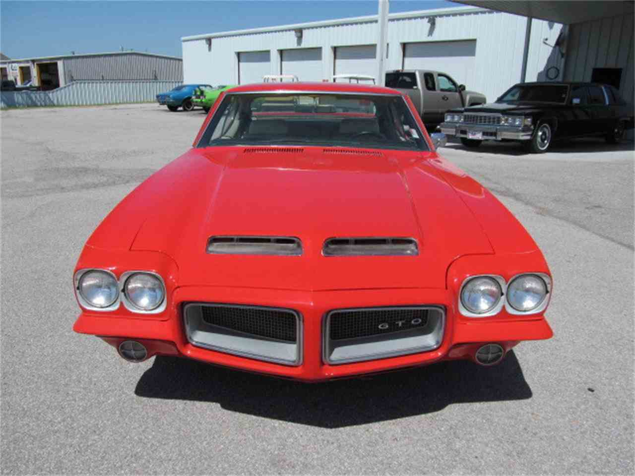 Large Picture of '71 GTO - J3BE