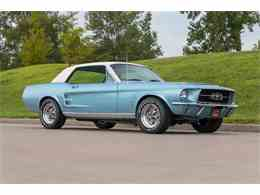 Picture of '67 Mustang - J8LZ