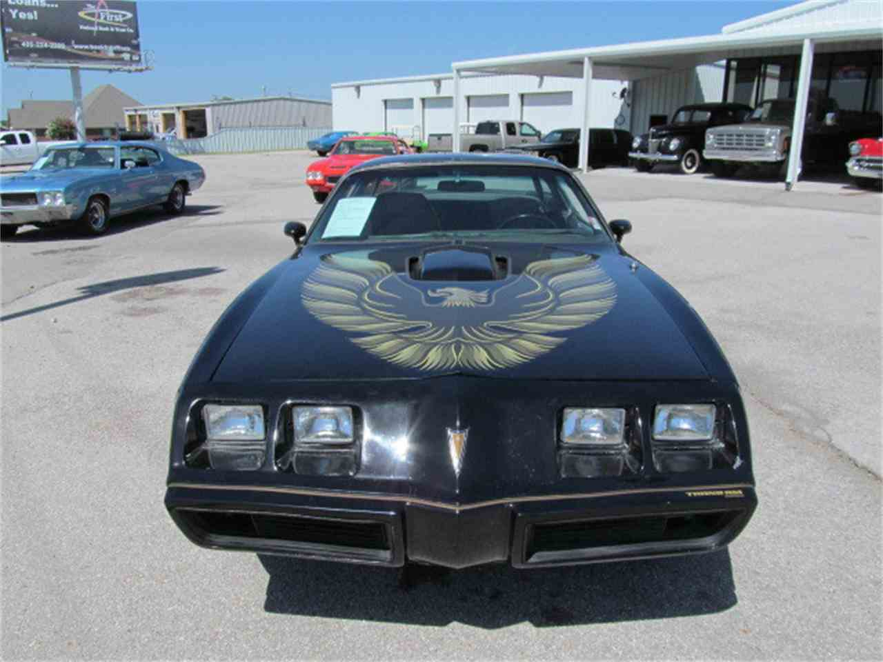Large Picture of '79 Firebird - J3BF